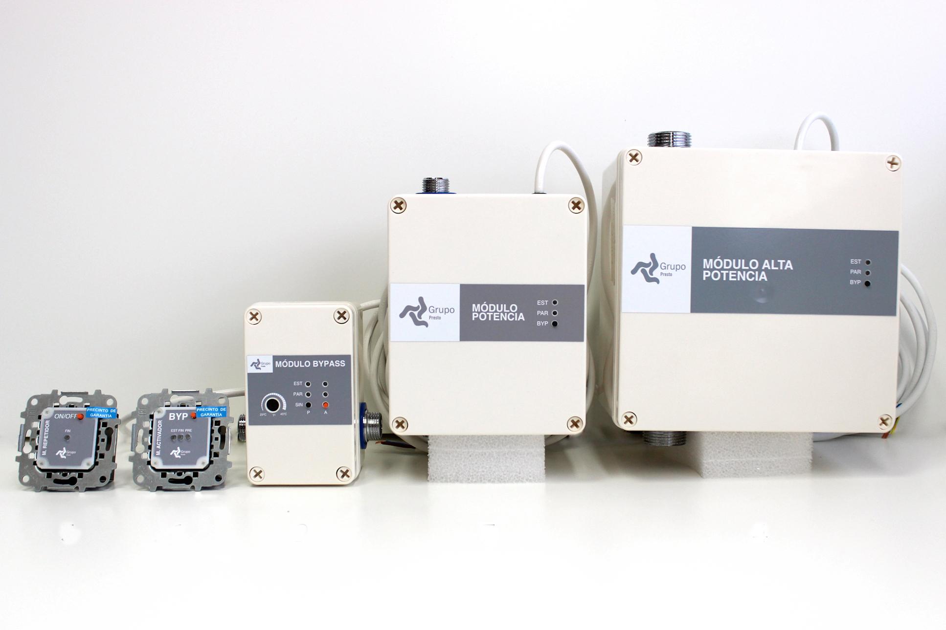 Tecnología domótica de ahorro de agua NESS 2018, desarrollo de producto, ingeniería, innovación, I+D+i.