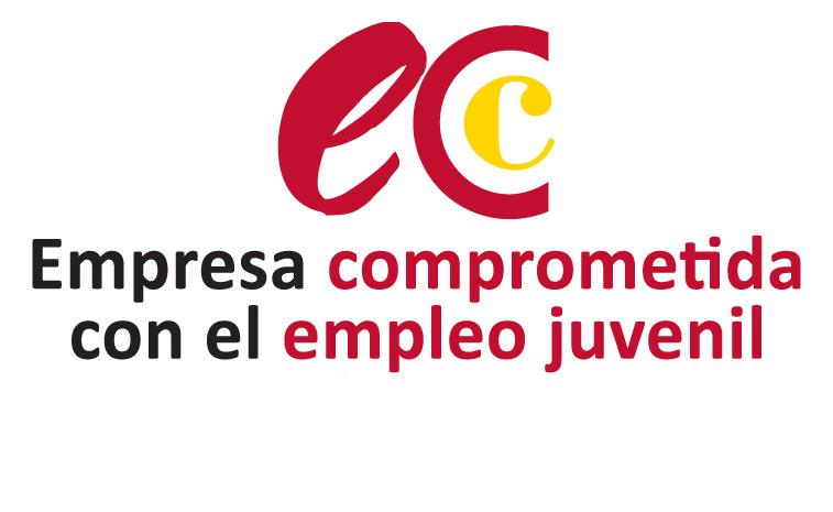 logo empresa comprometida con el empleo juvenil Diseño de producto, desarrollo, I+D+i, innovación, ingeniería, consultoría