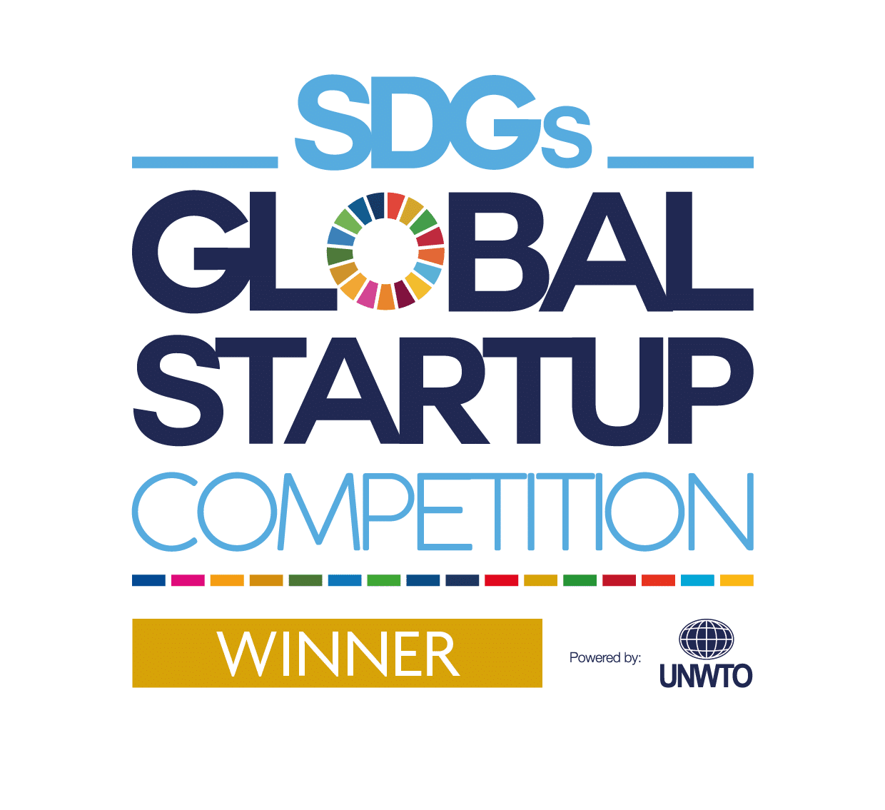 SDGs Global Startup Competition - UNWTO